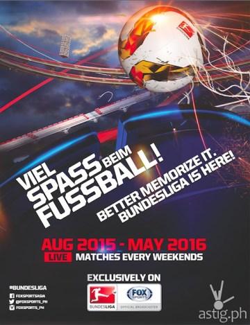 Bundesliga Fox Sports Philippines