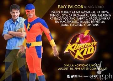 Ejay Falcon as Tonio