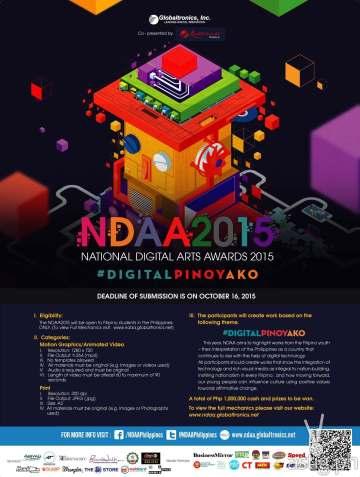 NDAA 2015 poster
