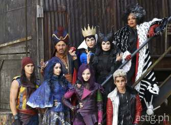 Descendants-and-Disney-Villains