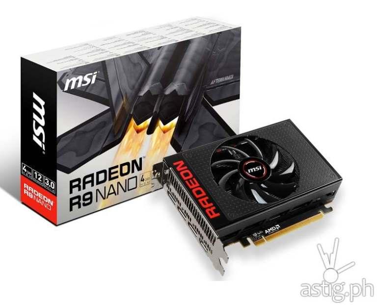 MSI Radeon R9 Nano