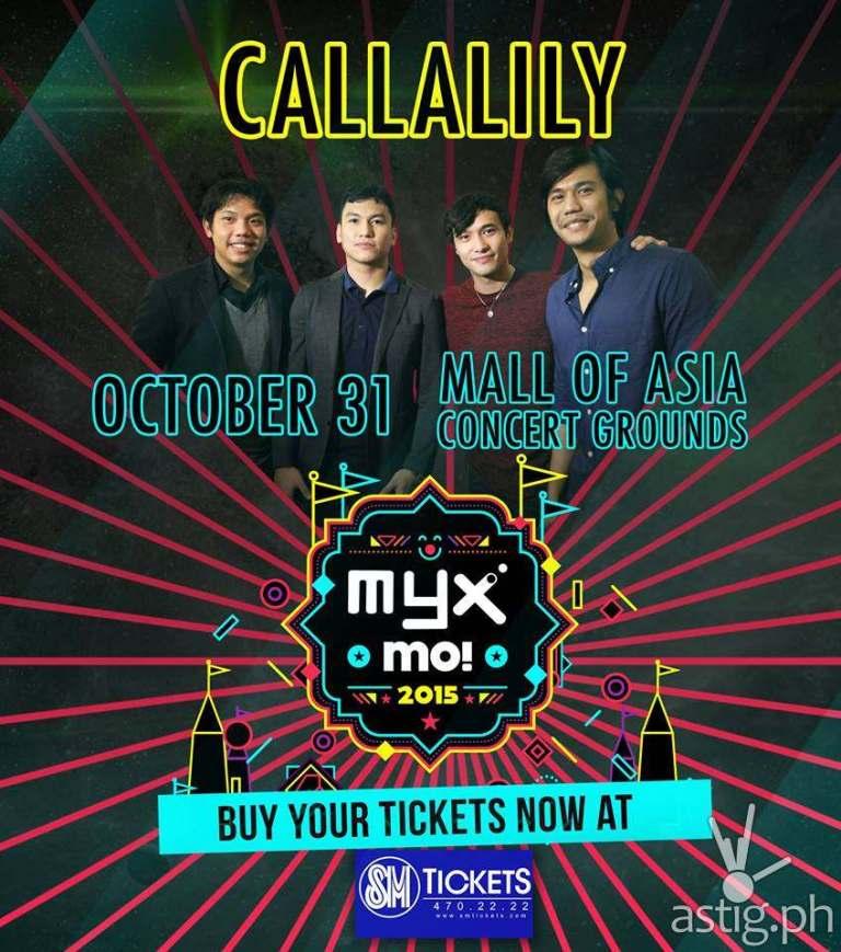 Callalily MYX MO