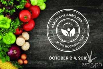 Health and Wellness Fair Logo