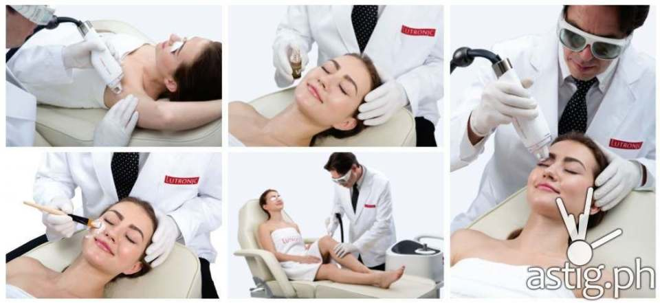 Baby Skin Laser (LaseMD) procedure at Luminisce