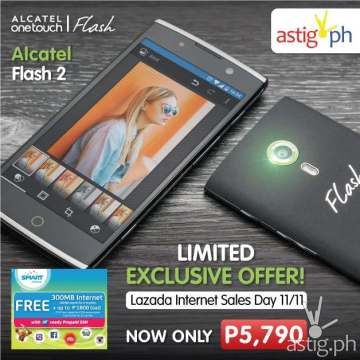 Alcatel ONETOUCH Flash 2 Lazada