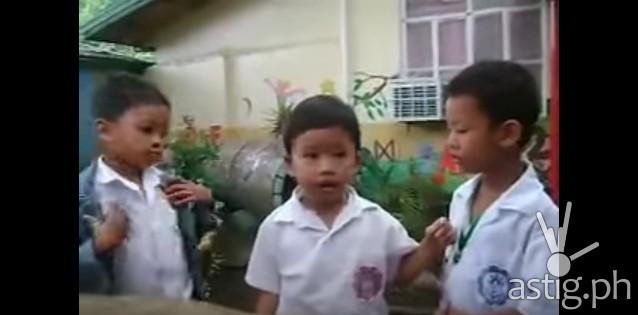Batangueno kids viral video