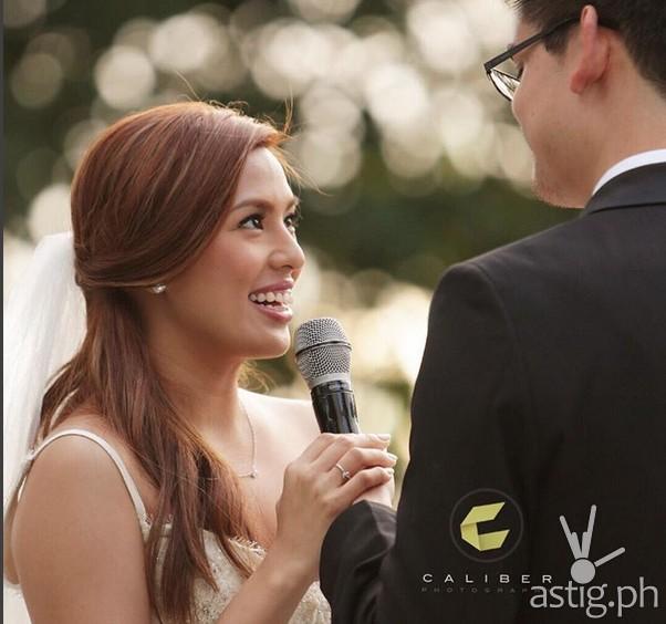 Nikki Gil marries businessman BJ Albert