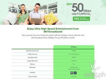 sky broadband 50mbps