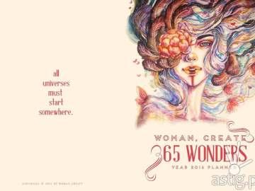 woman create 365 wonders