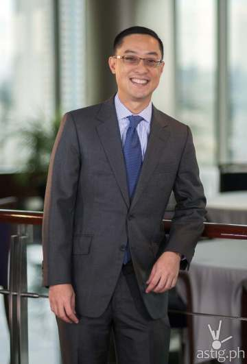 ABS-CBN's newly appointed president and CEO Carlo Katigbak