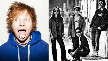 Ed Sheeran Eraserheads Spotify top 2015