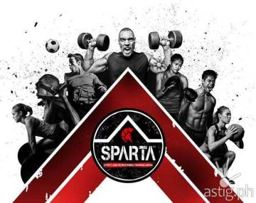 Maximus Athlete's Shop Café by SPARTA