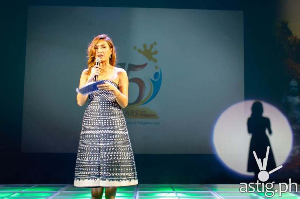 Phoemela Baranda hosted the 15th anniversary celebration of Brother Philippines