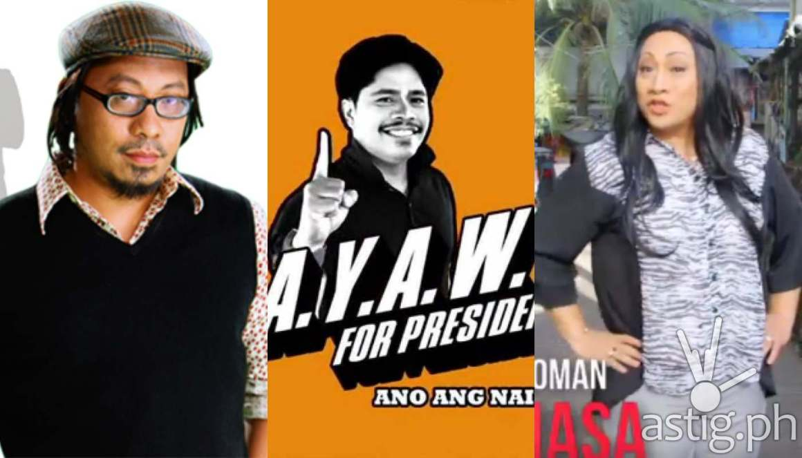 Lourd de veyra accused GMA news for copying Bayaw concept