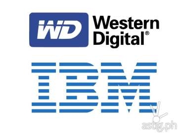 Western Digital IBM