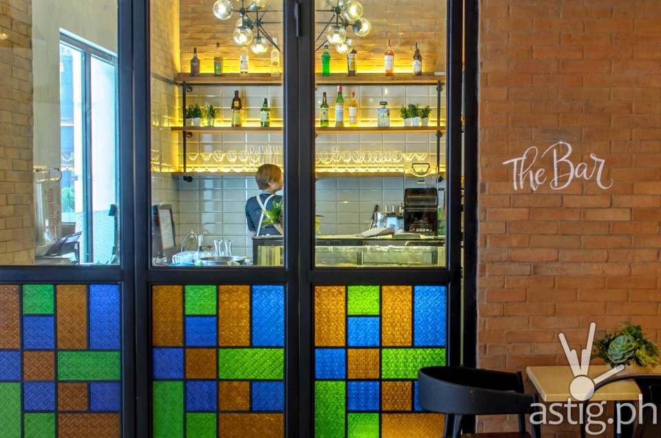 The Bar at Café Enye Eastwood Libis Quezon City