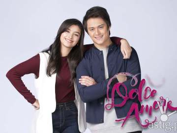 Liza Soberano and Enrique Gil stars in Dolce Amore