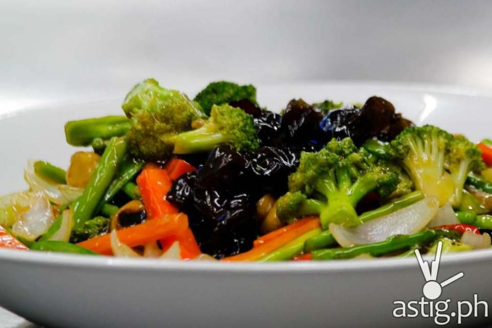 Mixed Vegetables at Seafood Market and Restaurant