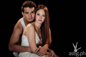 Ellen Adarna and Ejay Falcon Pasion de Amor Finale