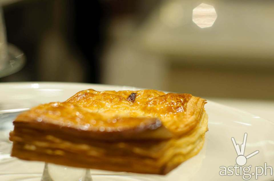 Cream Cheese Danish (P120) - Crema at Marriott Grand Ballroom