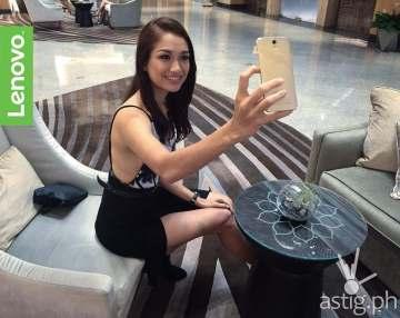 Lenovo redefines the selfie phenomenon with the Lenovo VIBE S1