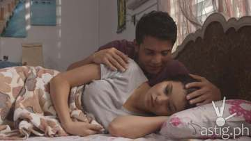Sarah Lahbati and Ejay Falcon play lovers in MMK (5)