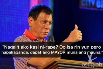 duterte rape joke