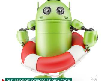 Kaspersky Lab_Old Android
