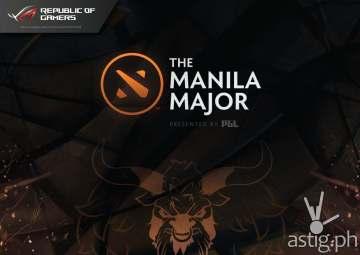 Manila Major ASUS ROG