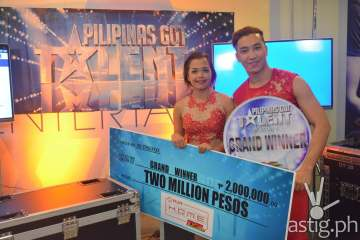 PGT 5 grand winner POWER DUO