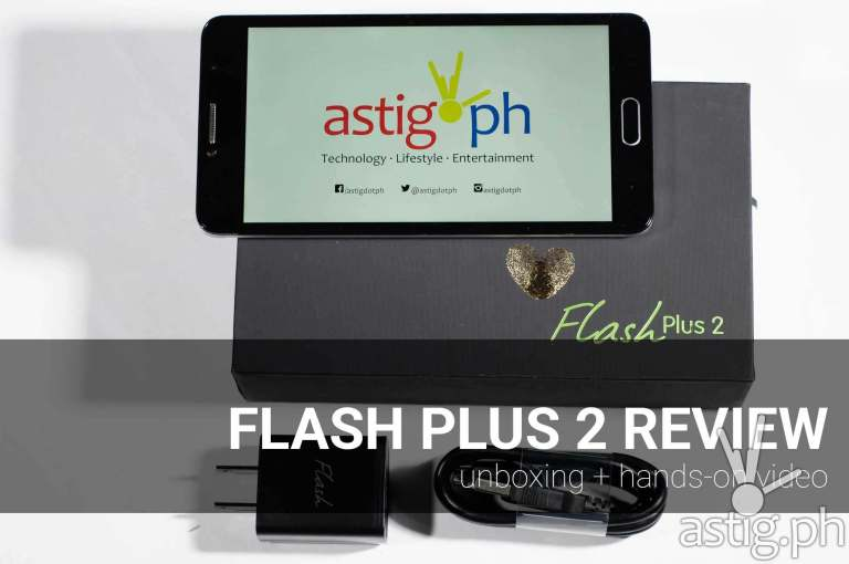 flash plus 2 review unboxing hands on