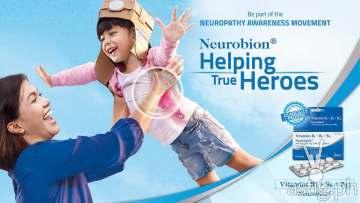 Helping True Heroes by Neurobion