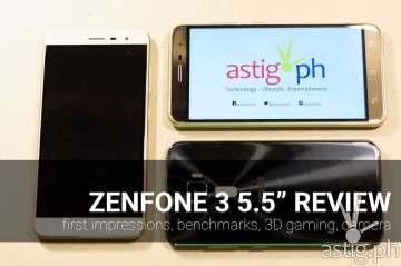 asus zenfone 3 review video