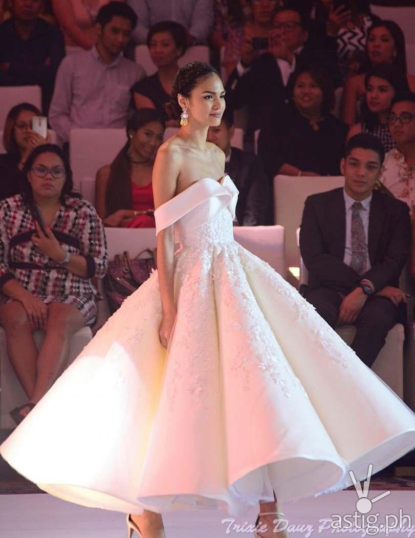 Wedding gowns by Mark Bumgarner at Marriott Hotel Manila - Marry Me At Marriott