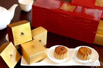 Mooncake Marriott Hotel Manila