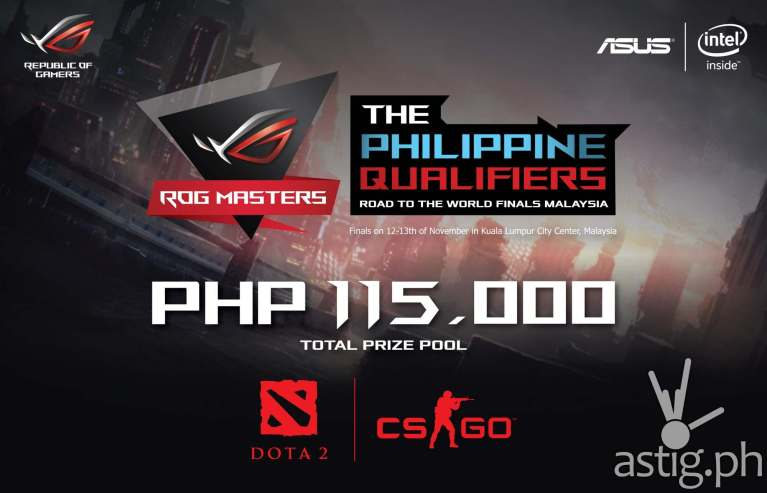 ROG Masters PH Qualifiers