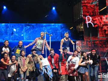 Green Day's American Idiot by 9 Works Theatrical Cast