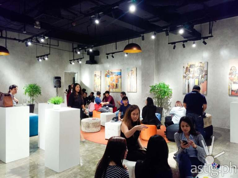 Social Hall at Square One BGC co-working space (1)