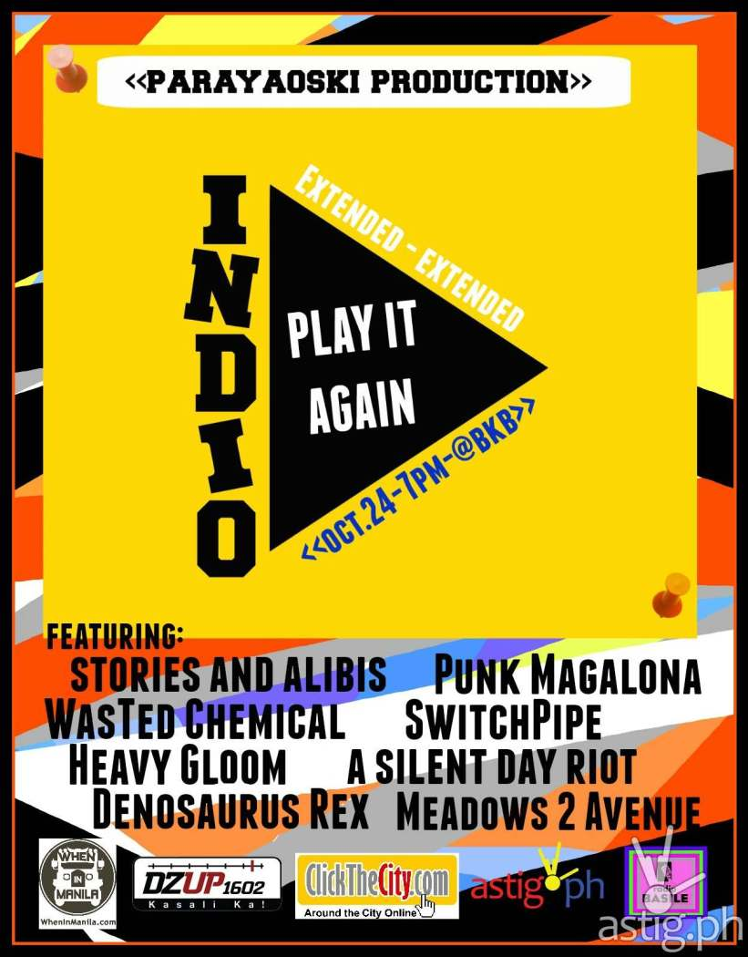 Indio: Play It Again poster
