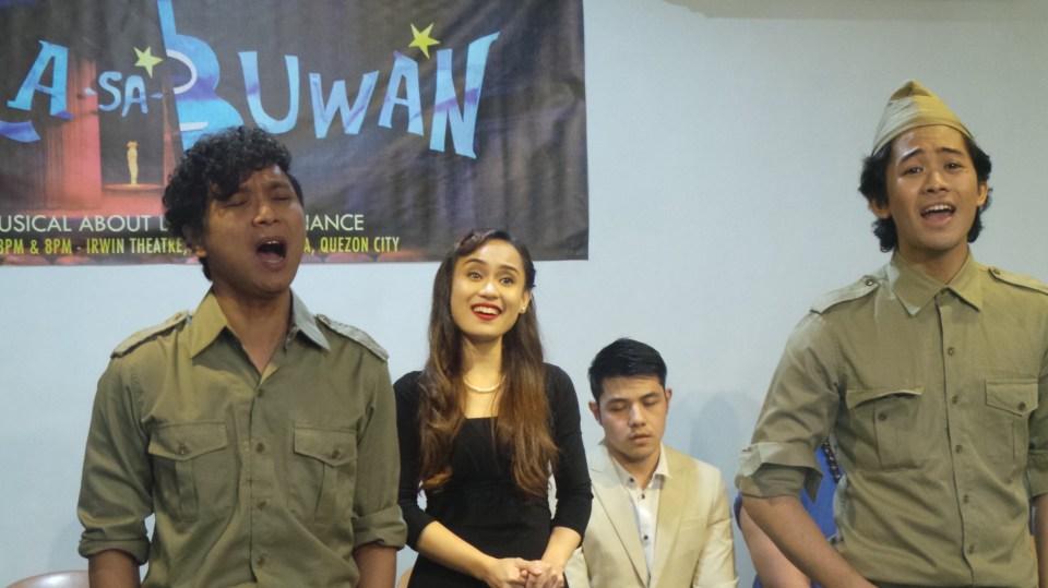 Ikaw, performed by Nicco Manalo, KL Dizon and Boo Gabunada