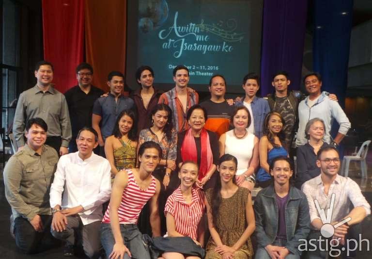 Awitin Mo, Isasayaw Mo Cast and Crew