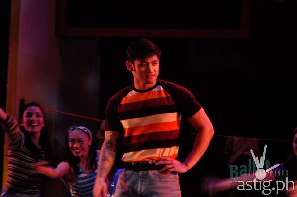 Michael Pangilinan | Photo by Erickson Dela Cruz