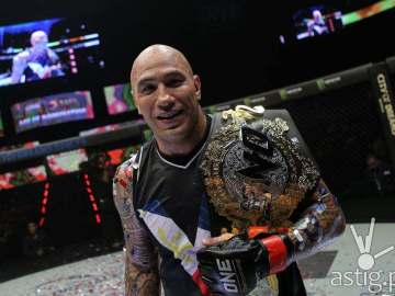Brandon Vera ONE Championship Age of Domination