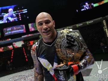 Brandon Vera ONE Championship Age of Domination