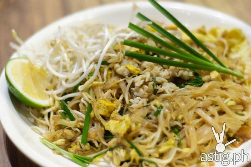 BKK Express - Pad Thai Crabmeat (P250)