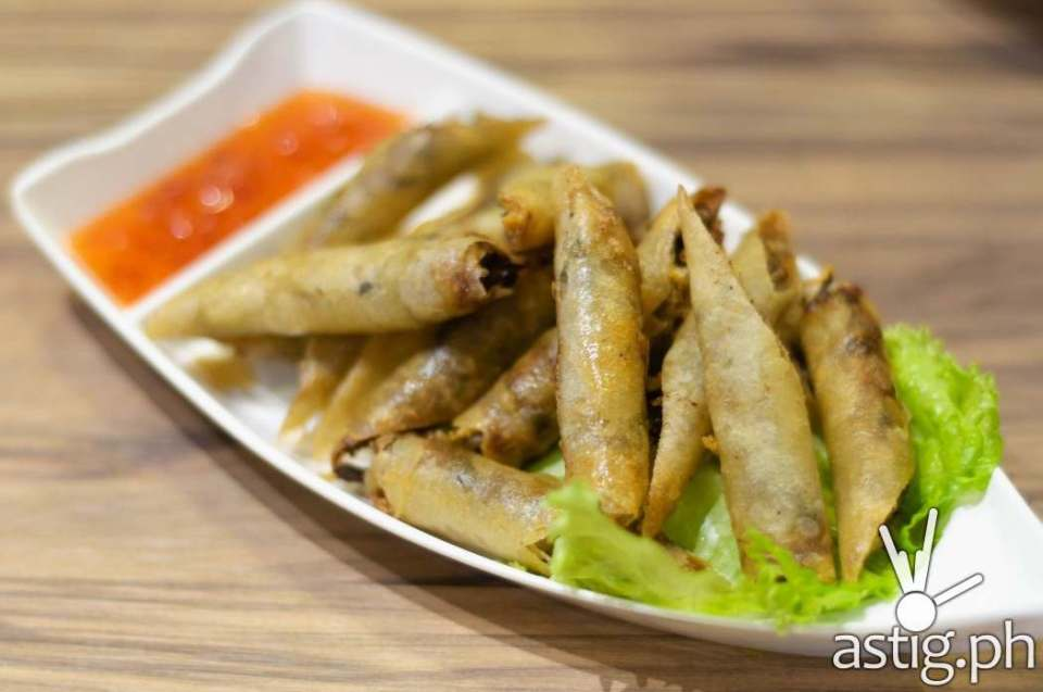BKK Express - Thai fried rolls (P120)