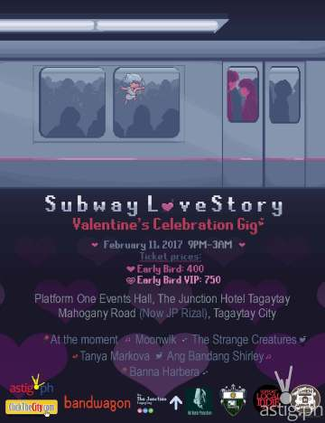 Subway Love Story