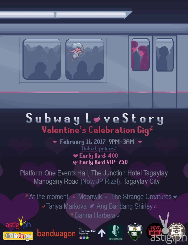 Subway Love Story