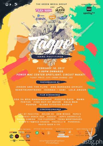 Tagpo by DLSU Green Media Group