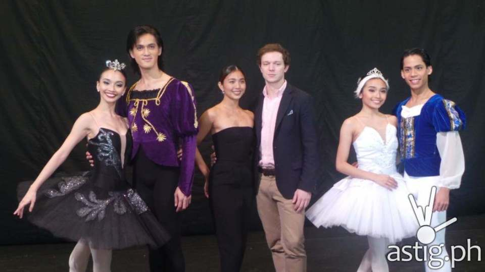 Denise Parungao and Garry Corpuz, Candice Adea and Joseph Phillips, Jemima Reyes and Victor Maguad